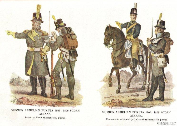 Suomen Armeijan Sormukset