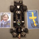 RONNIE PETERSON 14.2.1944 - 11.9.1978